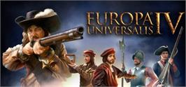 Banner artwork for Europa Universalis IV.
