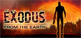 Banner artwork for Exodus from the Earth.