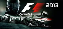 Banner artwork for F1 2013.
