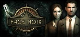 Banner artwork for Face Noir.