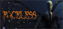 Banner artwork for Faceless.