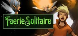 Banner artwork for Faerie Solitaire.