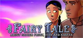 Banner artwork for Fairy Tale About Father Frost, Ivan and Nastya.
