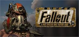 Banner artwork for Fallout: A Post Nuclear Role Playing Game.