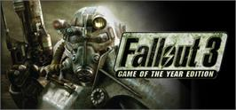 Banner artwork for Fallout 3: Game of the Year Edition.