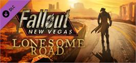 Banner artwork for Fallout New Vegas®: Lonesome Road.