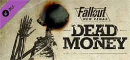 Banner artwork for Fallout New Vegas: Dead Money.