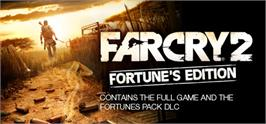 Banner artwork for Far Cry® 2: Fortune's Edition.