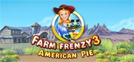 Banner artwork for Farm Frenzy 3: American Pie.