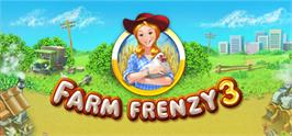 Banner artwork for Farm Frenzy 3.