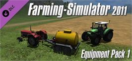Banner artwork for Farming Simulator 2011 Equipment Pack 1.