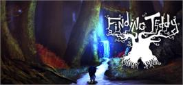 Banner artwork for Finding Teddy.
