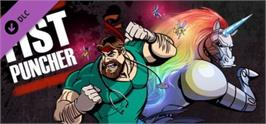 Banner artwork for Fist Puncher: Robot Unicorn Attack Character.