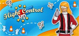 Banner artwork for Flight Control HD.