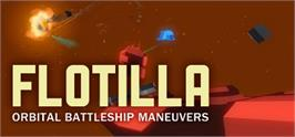 Banner artwork for Flotilla.