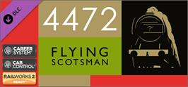 Banner artwork for Flying Scotsman Add-On.