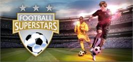 Banner artwork for Football Superstars.