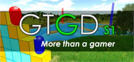 Banner artwork for GTGD S1: More Than a Gamer.