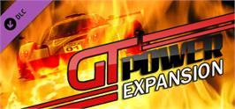 Banner artwork for GT Power Pack  Expansion Pack for RACE 07.