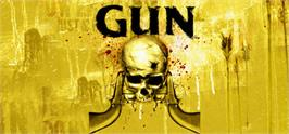 Banner artwork for GUN.