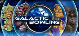 Banner artwork for Galactic Bowling.