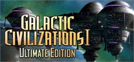 Banner artwork for Galactic Civilizations I: Ultimate Edition.