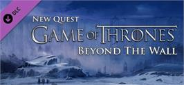 Banner artwork for Game of Thrones - Beyond the Wall (Blood Bound) DLC.