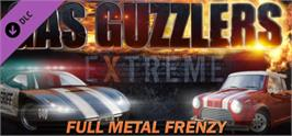 Banner artwork for Gas Guzzlers Extreme: Full Metal Frenzy.
