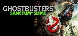 Banner artwork for Ghostbusters: Sanctum of Slime.