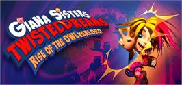 Banner artwork for Giana Sisters: Twisted Dreams - Rise of the Owlverlord.