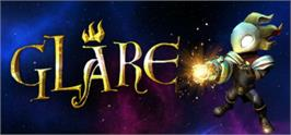 Banner artwork for Glare.