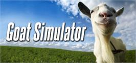 Banner artwork for Goat Simulator.