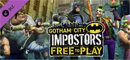 Banner artwork for Gotham City Impostors Free to Play: Premium Card Pack 5.
