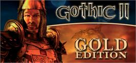 Banner artwork for Gothic II: Gold Edition.