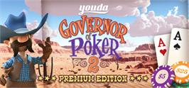Banner artwork for Governor of Poker 2 - Premium Edition.