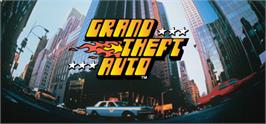 Banner artwork for Grand Theft Auto.