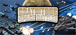 Banner artwork for Gratuitous Space Battles.