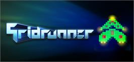 Banner artwork for Gridrunner Revolution.