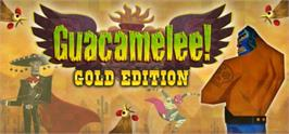 Banner artwork for Guacamelee! Gold Edition.