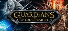 Banner artwork for Guardians of Middle-earth.