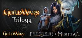 Banner artwork for Guild Wars Trilogy.