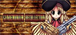 Banner artwork for Gundemonium Recollection.