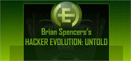 Banner artwork for Hacker Evolution: Untold.