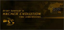 Banner artwork for Hacker Evolution.