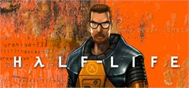 Banner artwork for Half-Life.