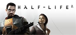 Banner artwork for Half-Life 2.