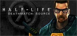 Banner artwork for Half-Life Deathmatch: Source.