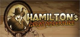 Banner artwork for Hamilton's Great Adventure.