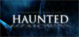 Banner artwork for Haunted Memories.