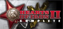 Banner artwork for Hearts of Iron 2 Complete.
